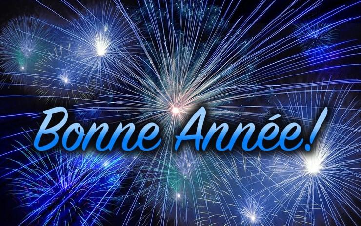 Bonne année 2019 à tous !!!